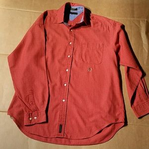 Tommy Hilfiger Silky Cotton Shirt. L